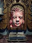 India Early Hindu Temple Head of  head of Vishnu (UPS Store pack n ship)