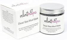 Mask Dead Sea Mud Facial Treatment 100 Natural Organic 250g Deep Skin Cleanser