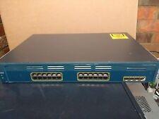 Cisco System WS-C2970G-24TS-E 24-Port Switch