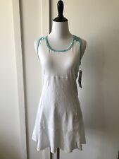 HEAD Women's White Tennis Dress NWT Size S Sexy Dri Motion