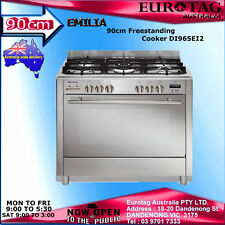 Emilia 90cm Freestanding Cooker - Model DI965EI2  2 Years Warranty