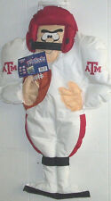 Texas A & M Aggies Wind Sock Windjocks Football player WinCraft Made in Usa