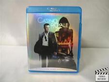 Casino Royale (Blu-ray Disc, 2006) Daniel Craig Eva Green
