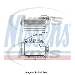New Genuine NISSENS Engine Oil Cooler 91100 Top Quality