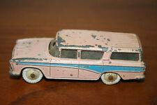 Dinky Toys Meccano #173 Nash Rambler Car 1/43 Diecast England Needs Restoring
