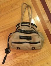 Gustto Tan Satchel