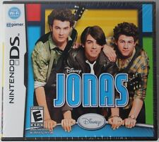 Nintendo DS JONAS Brothers GAME CASE & MANUAL Lite 3DS XL DSi BRAND NEW Sealed