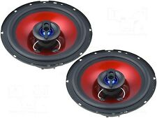 Car Radio Stereo Speakers 6.5 Inch 16.5cm 165mm 130W Power Output 2 Way New Pair