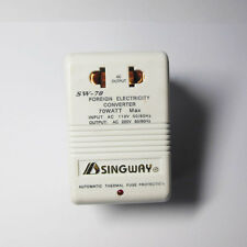 110V to 220V Converter transformer Power adaptor