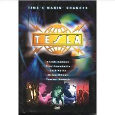 TESLA - Time's Makin' Changes (2005) DVD (Sealed)