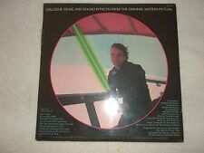 1983 New Sealed Star Wars The Story Of Return Of The Jedi Special Edition Record