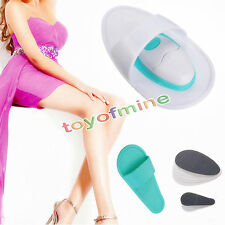 Professional Smooth Away Vibe Electric Body Face Epilator Hair Remover