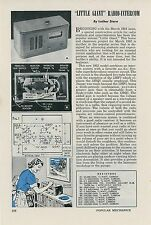 1952 How To Build Radio Intercom for Your House Vintage Electronics