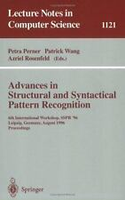 Advances in Structural and Syntactical Pattern Recognition: 6th International Wo