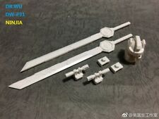 Dr.Wu DW-P31P  Ninjia Swords for SIXSHOT In stock