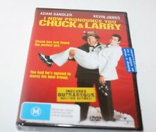 I Now Pronounce You Chuck & Larry DVD Brand New Sealed Adam Sandler Kevin James
