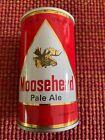 Moosehead Biere Vintage Beer Can Pull Top 12 Oz.