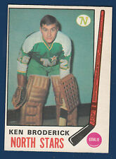 KEN BRODERICK 69-70 O-PEE-CHEE 69-70 NO 197 EXMINT  9309