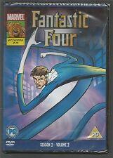 FANTASTIC FOUR Season 2 Volume 2 - UK REGION 2 DVD - sealed/new