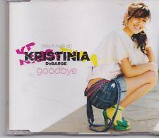 Kristina Debarge-Goodbye cd maxi single 2 tracks