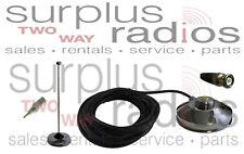 Race Car Vhf Magnet Mount Antenna Kit Motorola Ht750 Ht1250 Ct250 Gp380 Gp300