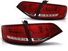 LED FEUX ARRIERE LDAU97 AUDI A4 B8 SALOON 2008 2009 2010 2011 RED WHITE