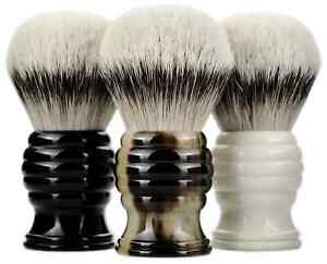 Maseto Beehive 26mm&30mm Extra Density 100% Silvertip Badger Hair Shaving Brush