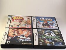 Lot Of 4 Nintendo DS COMPLETE