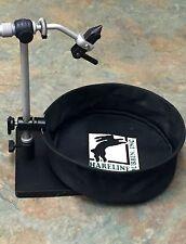 HARELINE DUBBIN FLY TYING WASTE BASKET. LOW PROFILE TRASH. MAGNETIC. New