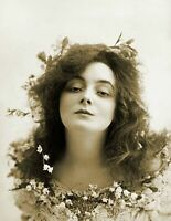"""1902 Actress Miss Marie Doro Vintage Old Photo 8.5"""" x 11"""" Reprint"""