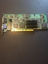 RTMac Matrox 968-03 A Video Editing Graphics VGA PCI Card (Only) for G4 Apple