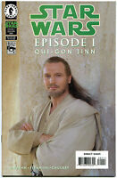 STAR WARS QUI-GON-JINN #1, NM-, Episode 1, 1999,  more SW in store