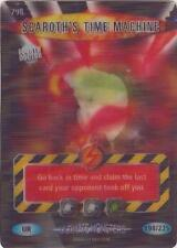 "Doctor Who Battles In Time Ultimate Monsters Ultra Rare ""Time Machine"" Card #798"