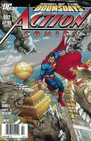 Superman Action Comics 902 Cover A Kenneth Rocafort First Print 2011 Cornell DC