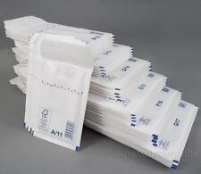 50 St. K10 [370x480] Luftpolstertaschen K20 Versandtaschen Taschen [ WEIß ]