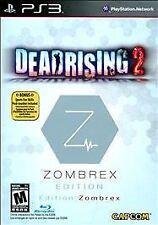 Dead Rising 2 -- Zombrex Edition (Sony PlayStation 3, 2010)
