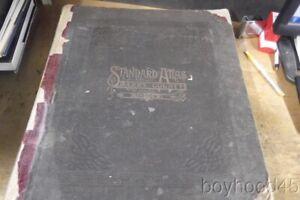 Standard Atlas of Barry County Missouri-1909-ORIGINAL, NOT A REPRINT