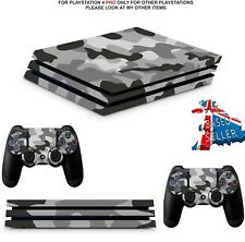 Grim Reaper Motif Precise Sony Ps4 Playstation 4 Pro Skin Sticker Screen Protector Set Video Games & Consoles Faceplates, Decals & Stickers