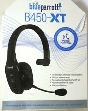 VXi - BlueParrott B450-XT Noise cancelling Bluetooth Headset with voice control