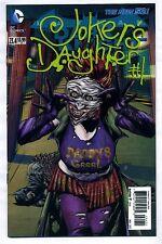 Batman The Dark Knight 23.4 Joker's Daughter 3D NM/MT 1st Print Lenticular 2013