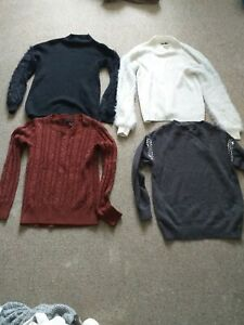 4 x Girls Jumpers