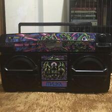Mishka Lamour X Lasonic i931BTQ bluetooth Boombox - Limited to 200 !
