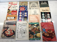 Lot Of VTG Cookbooks Good Assortment Several Years of Metropolitan Cook Books