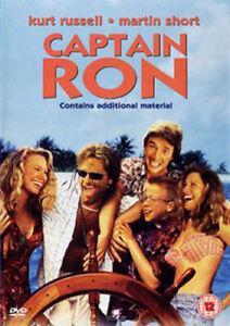 CAPTAIN RON DVD [UK] NEW DVD