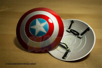 1/6 Captain America Shield 2.0 Metal Buckle Hand Model Action Figure