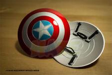 1/6 Capitán América Escudo 2.0 Material de metal Hebilla Mano Modelo Figura