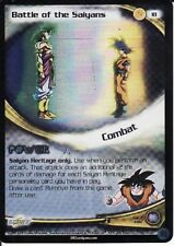 Dbz Ccg Battle Of The Saiyans Buu Saga Broly Promo Dragon Ball Z Ultra Rare 18
