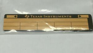 Magnetstreifen Magnetkarten 5 Stück für Texas Instruments TI-59