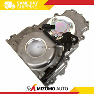 Front Timing Chain Cover Fits Chevy GM LY6 L76 L92 Gen IV 5.3 6.0 6.2 VVT DOD