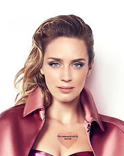 Emily Blunt. 8X10 GLOSSY PHOTO PICTURE IMAGE eb24
